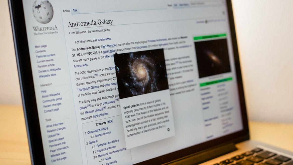 wikipedia vikipedi açılır pencere ön izleme