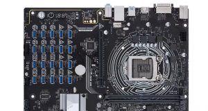 Asus'tan 20 GPU'yu aynı anda bağlamaya izin veren anakart