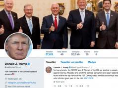 Donald Trump Twitter'da kimseyi engelleyemeyecek
