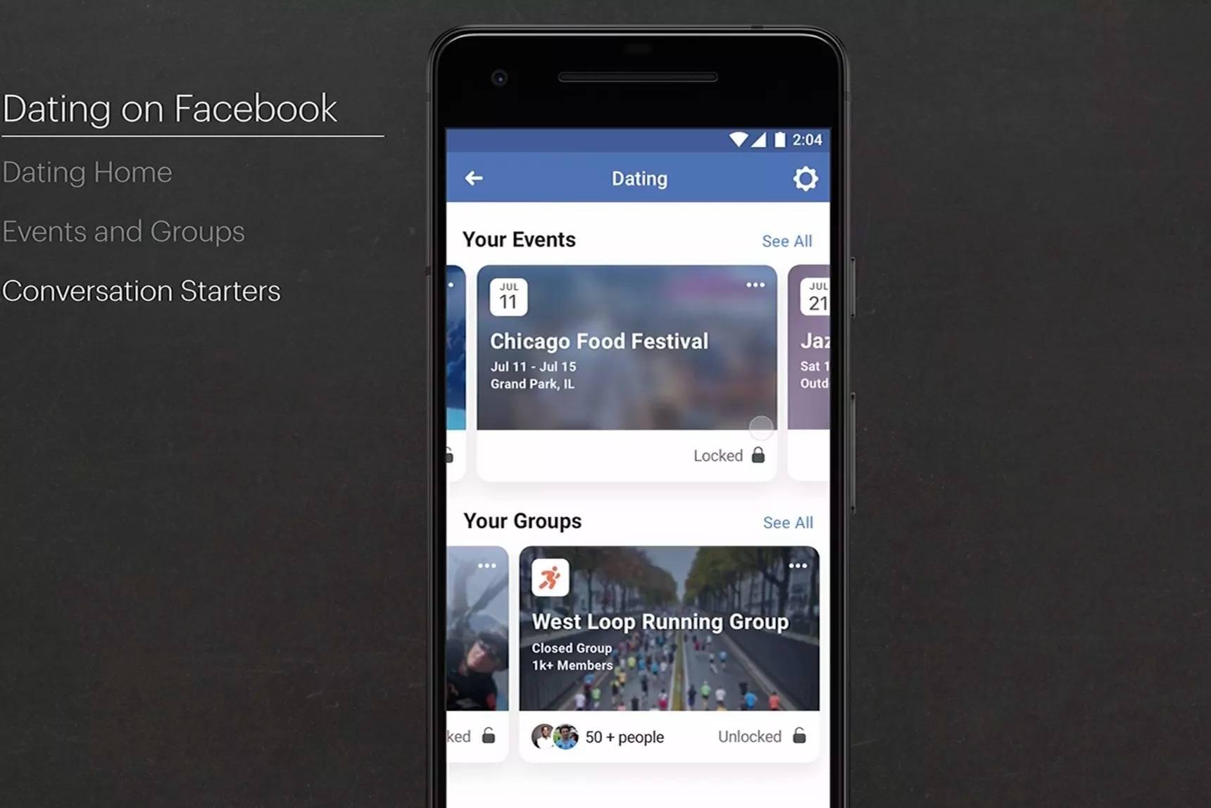 Facebook çöpçatan servisinin testlerinde kapsama alanını genişletiyor