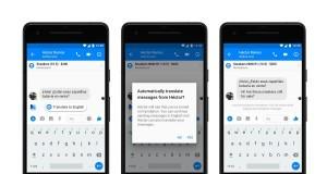 Facebook Messenger İspanyolca çeviri desteği ve markalara özel AR filtreleri sunuyor