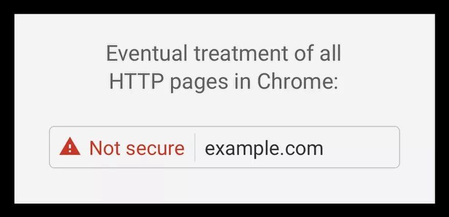 google chrome güvenli değil