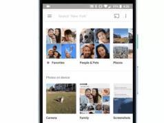 Google Fotoğraflar Favoriler özelliğiyle yenileniyor