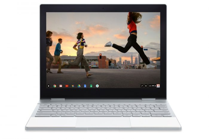 Chrome OS kilitli Chomebook'larda USB girişlerini engelleyecek