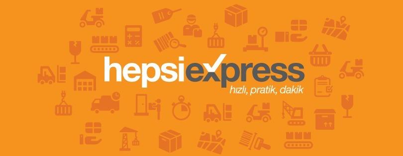 Hepsiburada Hepsiexpress ile e-ticarette akıllı çözümler vadediyor