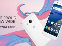 Huawei'nin ilk Android Go telefonu: Huawei Y3 2018