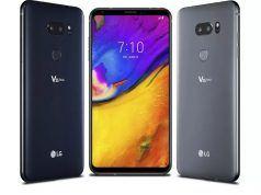 LG V35 ThinQ G7'yi V30'un gövdesinde sunuyor