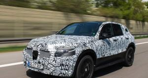 Mercedes EQC: Mercedes'ten elektrikli SUV prototipi