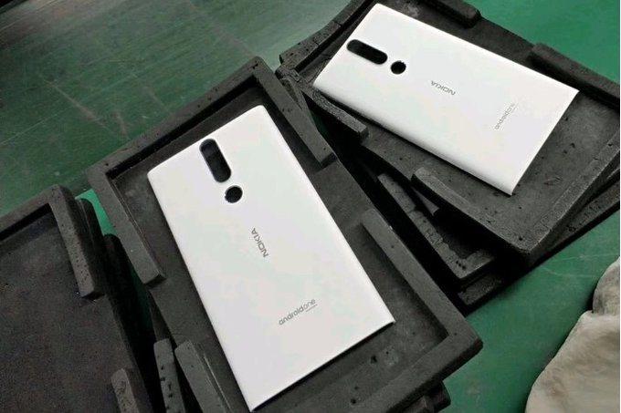 Nokia 3 (2018)'e ait olduğu söylenen arka panel internete sızdı