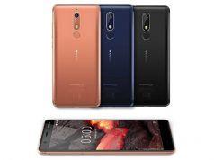 Nokia 5.1, Nokia 3.1, Nokia 2.1 orta ve giriş segment Android telefonları tanıtıldı