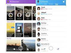 Snapchat yeni tasarımını dağıtıma çıkardı