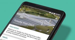 WhatsApp grup sohbetleri için hazırladığı yeni özelliklerini kullanıma sundu