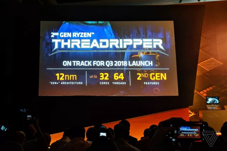 amd ryzen threadripper 2. nesil