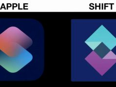 Apple Siri Kısayolları logosu nedeniyle dava edildi