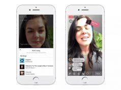 Facebook'tan Musical.ly'e rakip servis