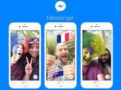 Facebook Messenger Dünya Kupası coşkusunu oyun, filtre ve efektlerle artırıyor