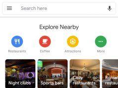Google Haritalar Android uygulamasının yeni yüzü kullanıcılarla buluşmaya başladı