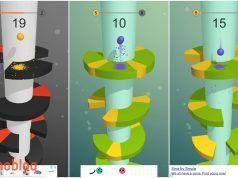 Helix Jump: İlk bakışta basit, sonrasında zorlu oyun deneyimi