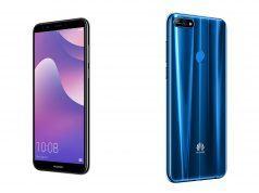 Huawei Y7 2018 Türkiye'de satışa sunuldu