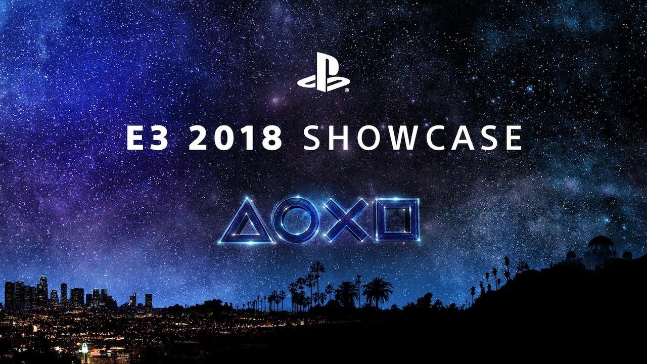 Sony'nin E3 2018 duyuruları - Video