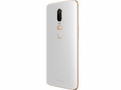 Beyaz OnePlus 6 5 Haziran'da satışa sunulacak