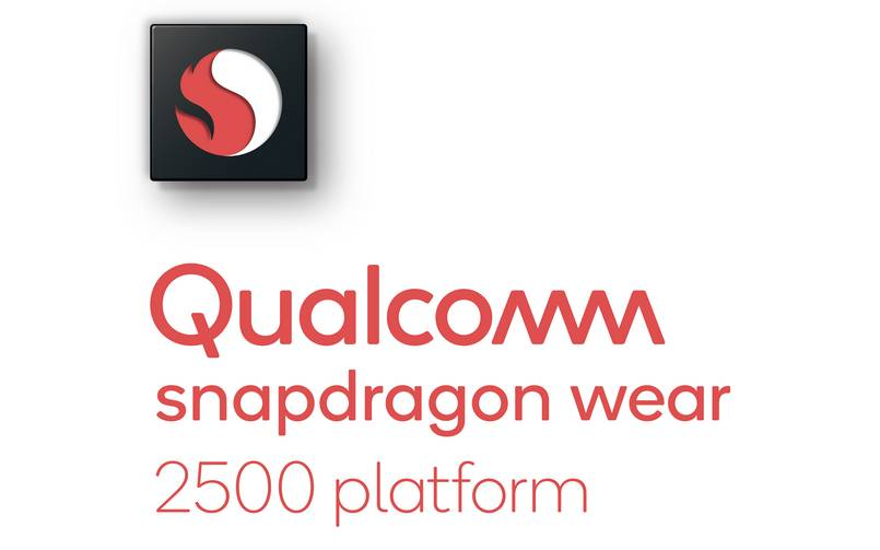 qualcomm snapdragon wear 2500