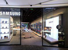 Samsung Türkiye yeni mağazasını Kanyon'da açtı