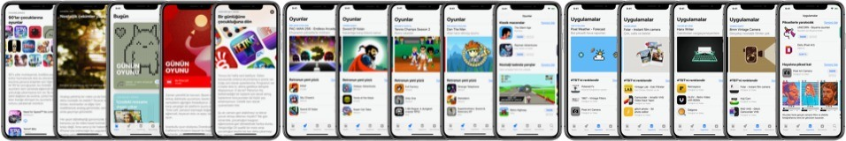app store retro