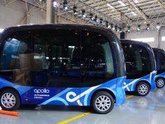 Baidu Japonya'da sürücüsüz otobüslerle yolcu taşıyacak