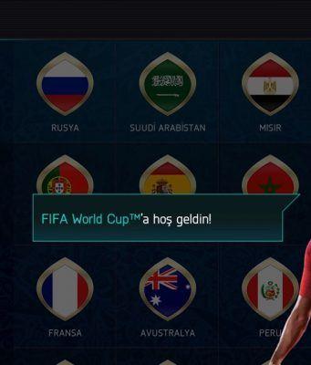 FIFA Futbol: FIFA World Cup ile Dünya Kupası heyecanı sürüyor