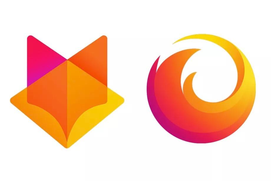firefox yeni logo