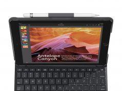 Logitech Slim Combo ve Slim Folio iPad aksesuarları Türkiye'ye geliyor