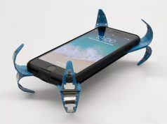 Mobil hava yastığı ile akıllı telefonunuz kurtulacak – Video