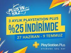 Sony'den yaza özel PlayStation Plus indirim kampanyası