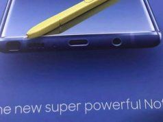Galaxy Note 9'un fiyatı ve tanıtım afişi internete sızdı