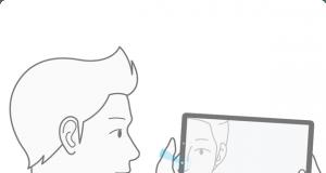 Samsung Galaxy Tab S4'te parmak izi yerine akıllı tarama kullanılacak
