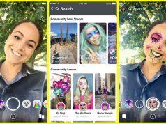 Snapchat Lens Explorer ile farklı filtreleri bulmak kolaylaşıyor