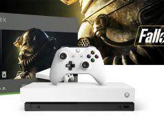 Beyaz Xbox One X Fallout 76 ile birlikte geliyor