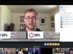 Facebook Vidpresso ile canlı yayınları daha interaktif hâle getirecek