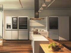 LG Signature Kitchen Suite Avrupa mutfaklarına modernlik katacak