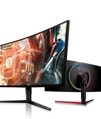 LG UltraGear monitörleriyle oyunculara hızlı yenileme oranları vadediyor