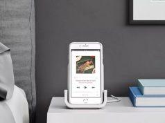 Logitech'ten iPhone 8, 8 Plus ve X'a özel Powered kablosuz şarj standı