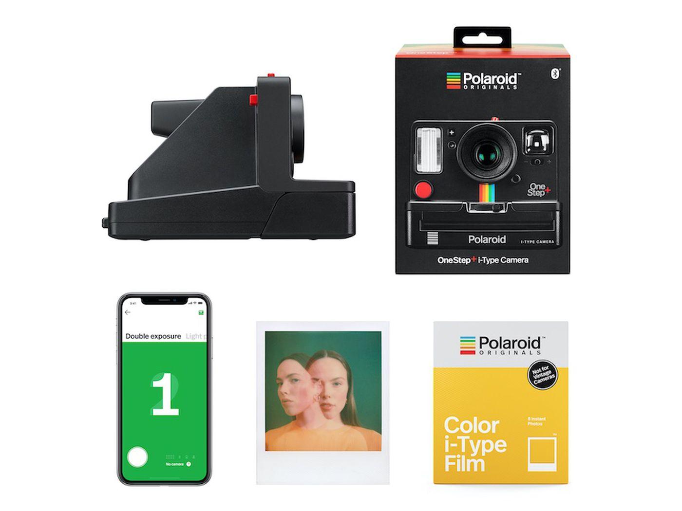 Polaroid Onestep Bluetooth Desteğiyle Birlikte Geliyor