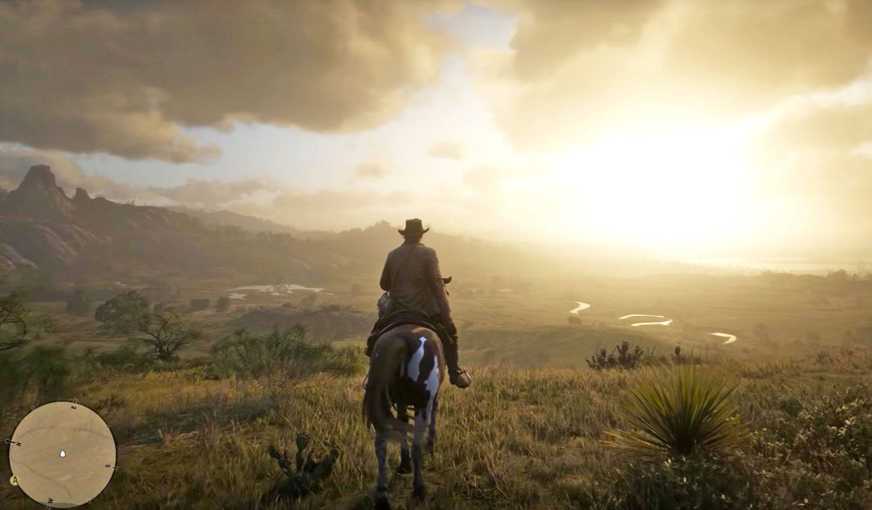 red dead redemption 2 - photo #6