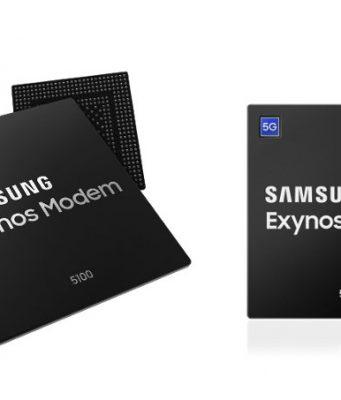 Samsung'dan 3GPP standartlarını destekleyen ilk 5G modem: Exynos Modem 5100