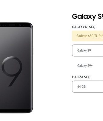 Samsung Galaxy S9, S9+, Note 8 ve diğer telefonlara zam yaptı