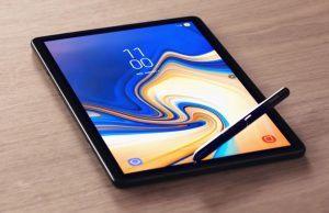 Samsung Galaxy Tab S4 tanıtıldı: 10.5 inç ekran, Snapdragon 835