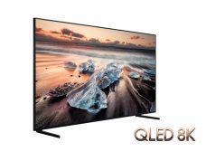 Samsung ilk 8K TV'sini önümüzdeki ay satışa sunacak