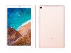 Xiaomi Mi Pad 4 Plus tablet gelişmiş özellikleri uygun fiyatla sunacak