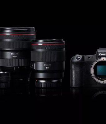Canon EOS R full-frame aynasız kamerasını tanıttı